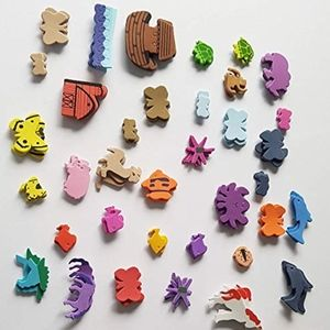 Other - 150 Foam Stickers, non-toxic, acid free, animals